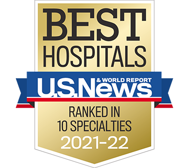 US News and World Report Best Hospital